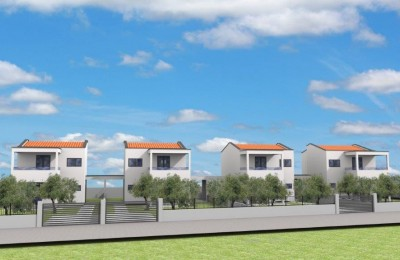 OPORTUNITY!!House under construction, near Poreč , sea wiew !!